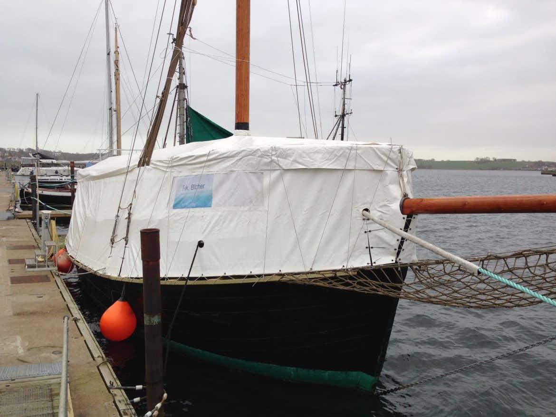 Presenning til sejlbåd