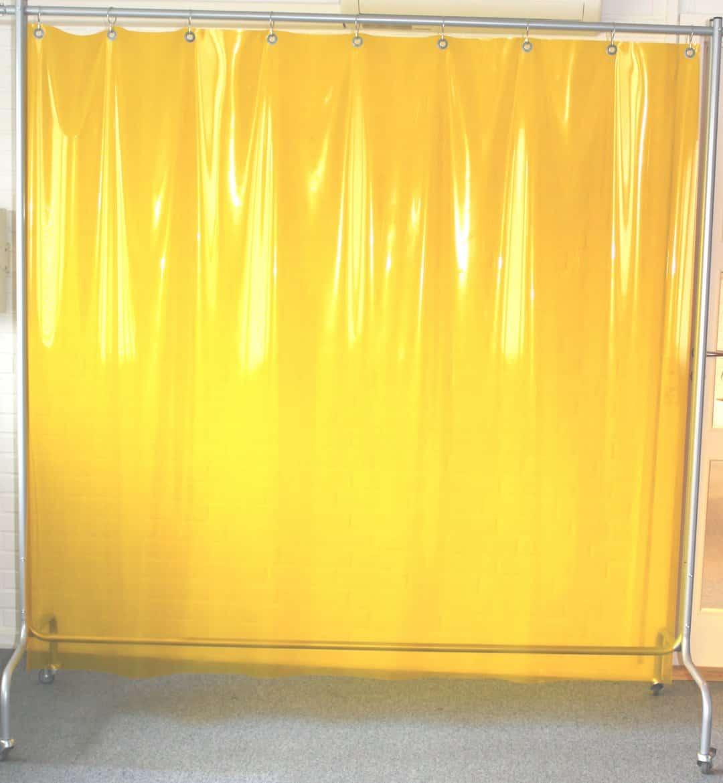 svejseforhæng gul