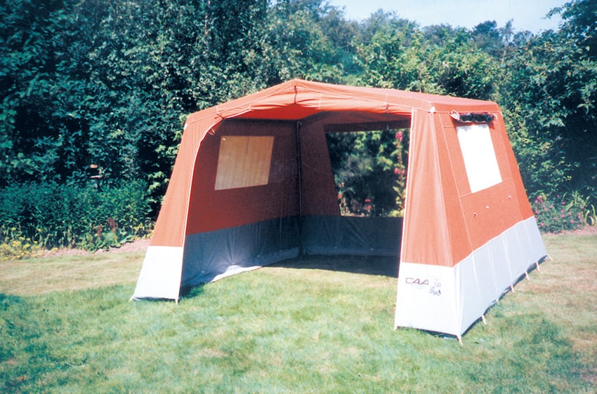 Køkkentelt / kitchen tent