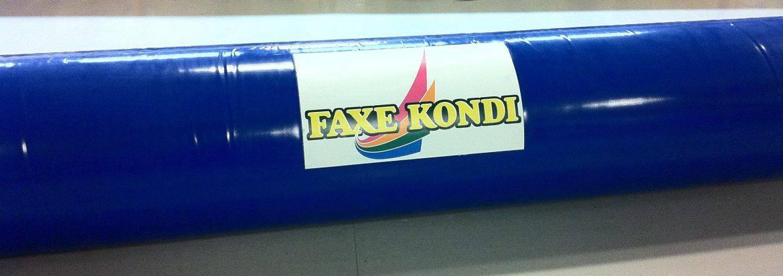 Med Faxekondi logo