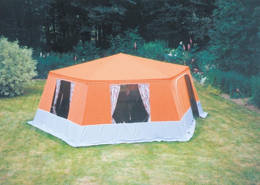 Stabstelt/ staff tent