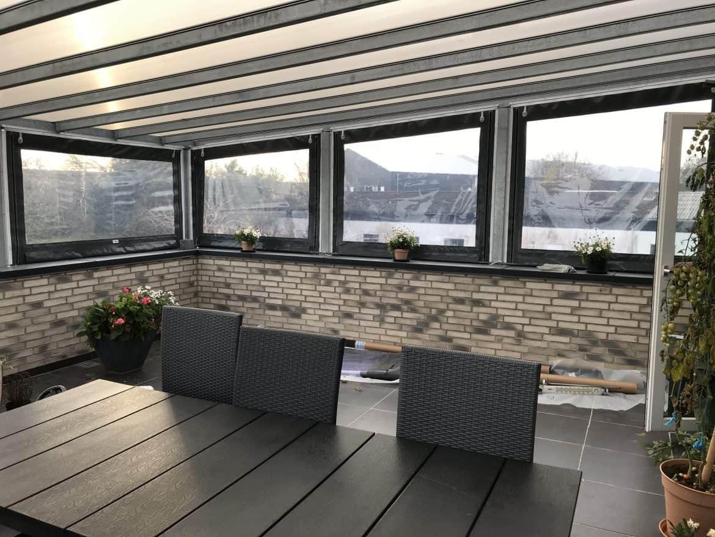 Terrasseafdækning