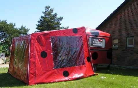 telt til autocamper